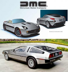 New DeLorean?